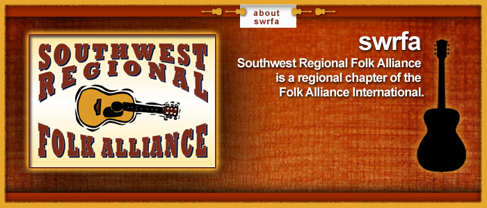 Southwest Regional Folk Alliance - Austin, Texas